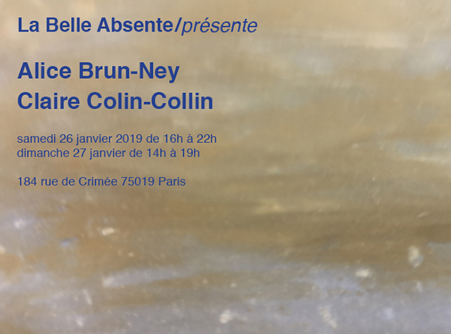 Alice Brun-Ney Claire Colin-Collin
