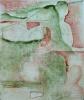 vigile format 50x65cm 1996 cire et couleur sur papier
